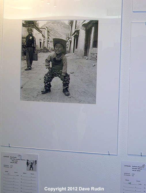 The Little Cowboy, Gyantse, Tibet, 2007