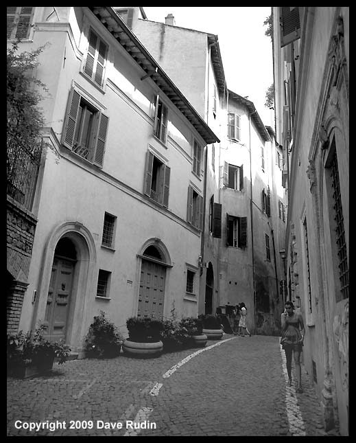 Street Scene, 2009