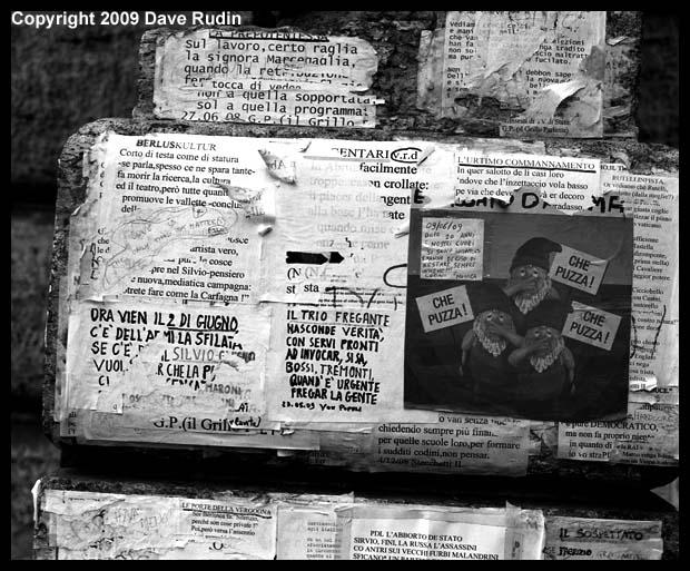 Postings in Public, 2009