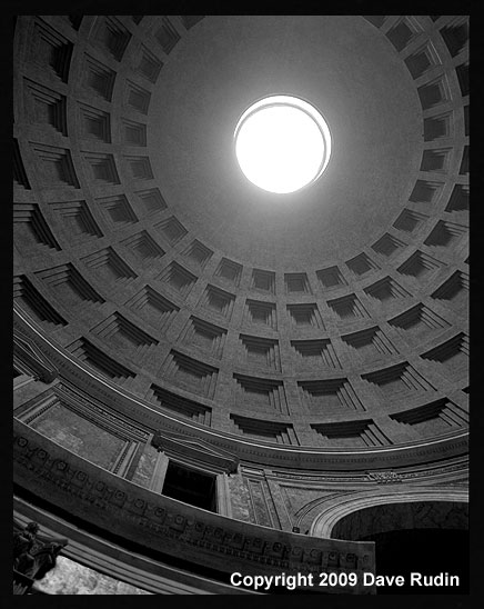 The Pantheon, 2009