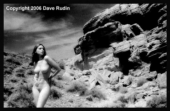 Nude, Nevada, 2006