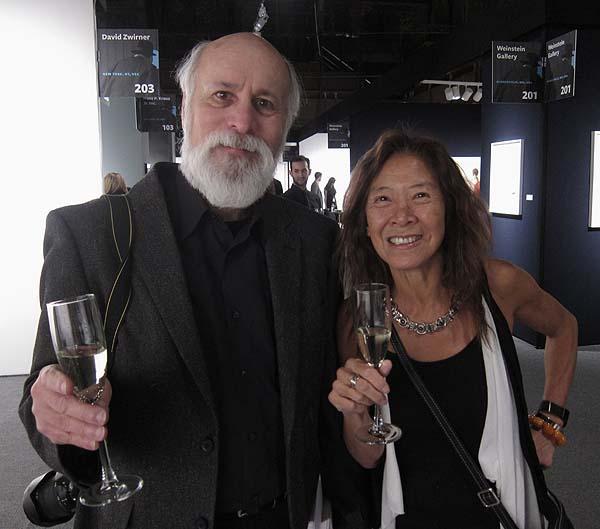 Stephen Perloff and Elaine Ling