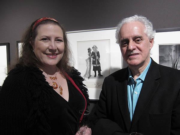 Thomas Shillea and his wife, Santa Bannon