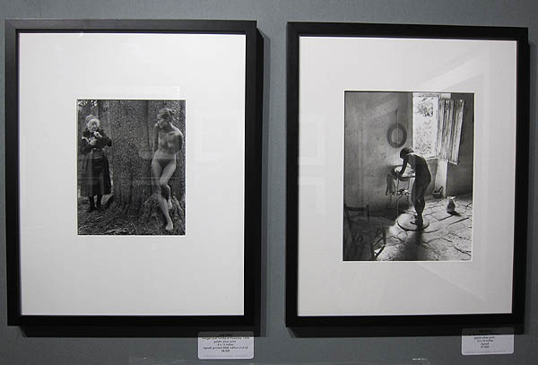Judy Dater and Willy Ronis prints at Catherine Couturier