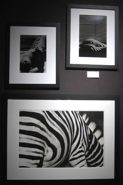 Lucien Clergue and Christian Cravo at Throckmorton