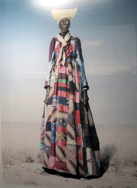 """Jim Naughten's """"Herero Woman"""" at Klomp Ching"""