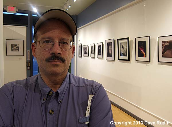 Gallery owner Ken Signorello