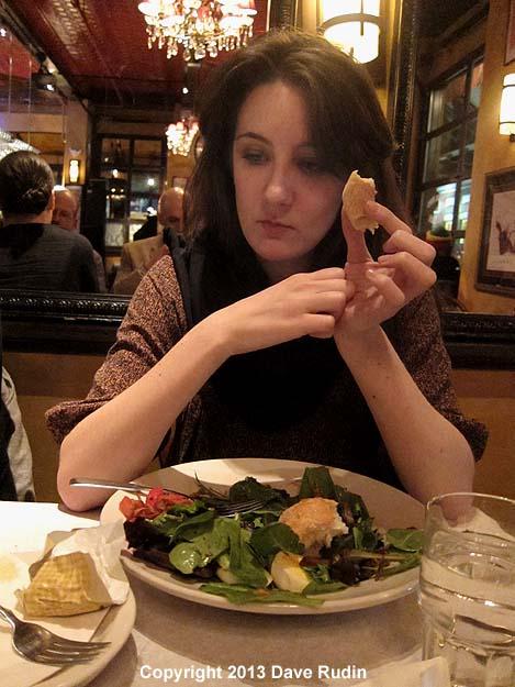 Pensive Erica