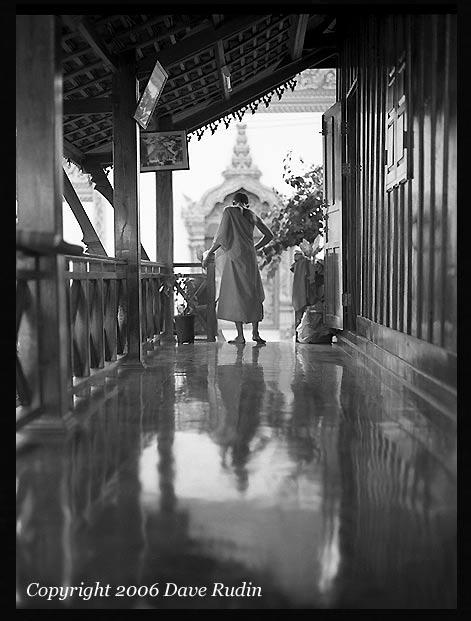 Wat Choum Khong, Luang Prabang, Laos, 2006