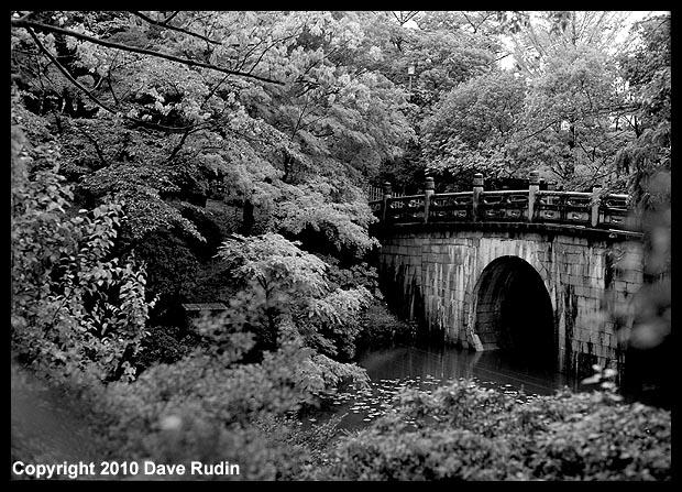 Bridge, Kyoto, 2010