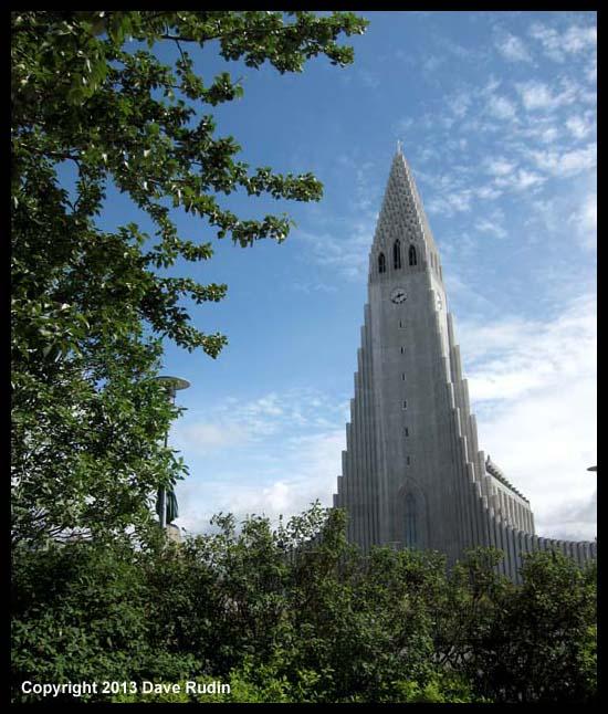 Hallgrimskikja church, Reykjavik