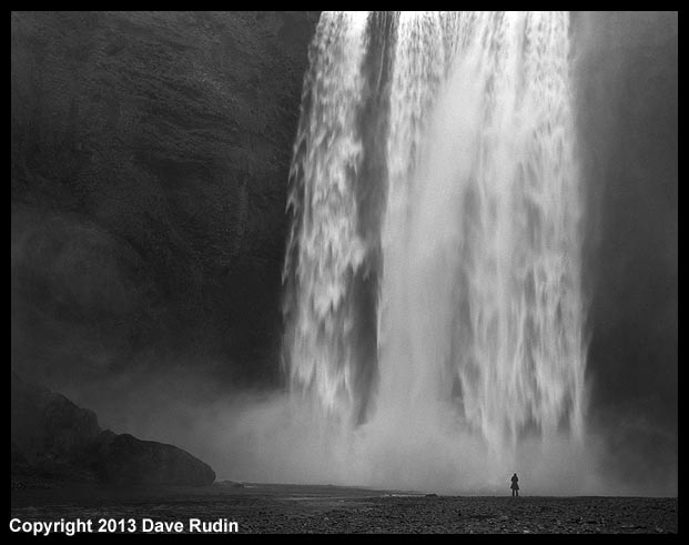 The Power of Nature, Skogar, Iceland, 2013