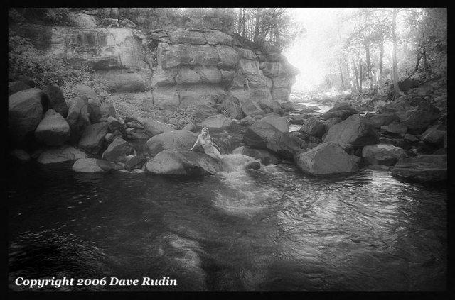 Nude, Arizona, 2005
