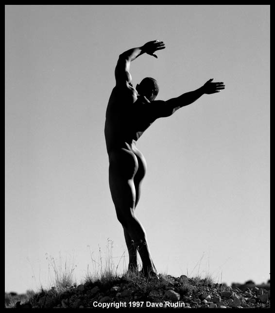 New Mexico Nude, 1997