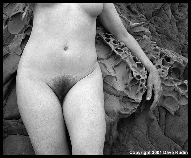 Nude, Big Sur, 2001