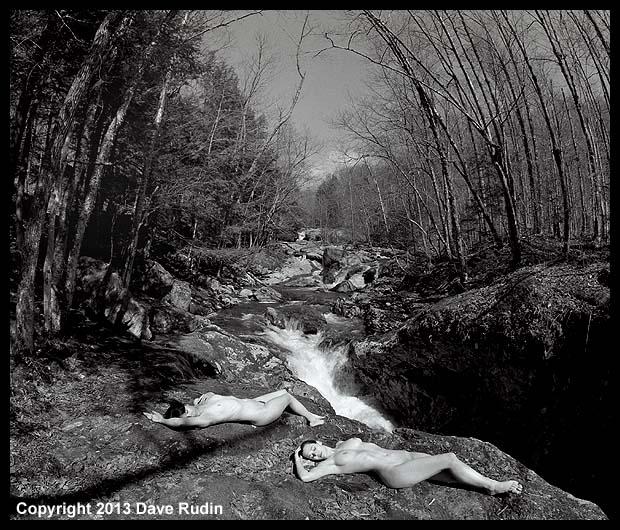Nude, Vermont, 2013
