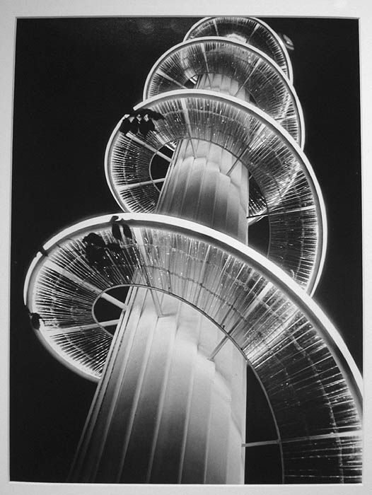 "Hannes Kilian's""World's Fair, Paris, 1937"" at Galerie Johannes Faber"