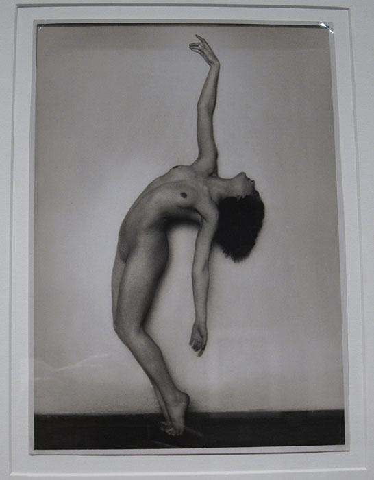 """""""Nude Study, Vienna 1925"""" by Rudolf Koppitz at Galerie Johannes Faber"""