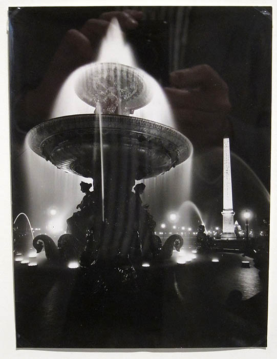 """Place de la Concorde"" by Willy Ronis at Gallery 19/21"