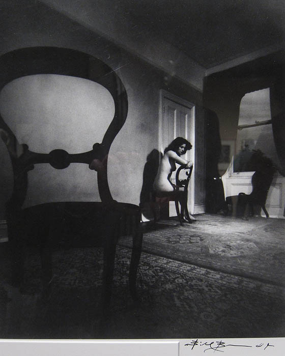 "Bill Brandt's ""Nude, Hampstead, 1951"" at the Halsted Gallery"
