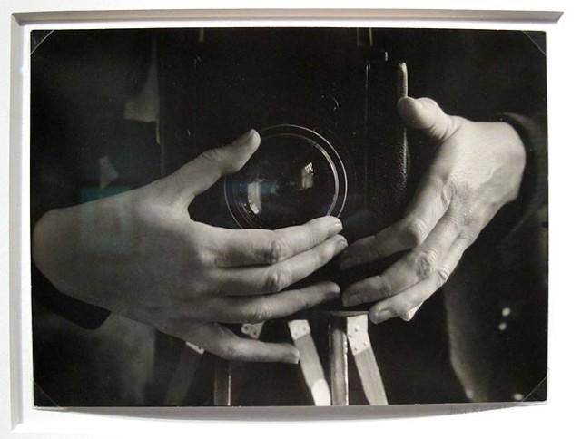 "Alma Levenson's ""Self Portrait"" (1932) at Michael Shapiro Photographs"
