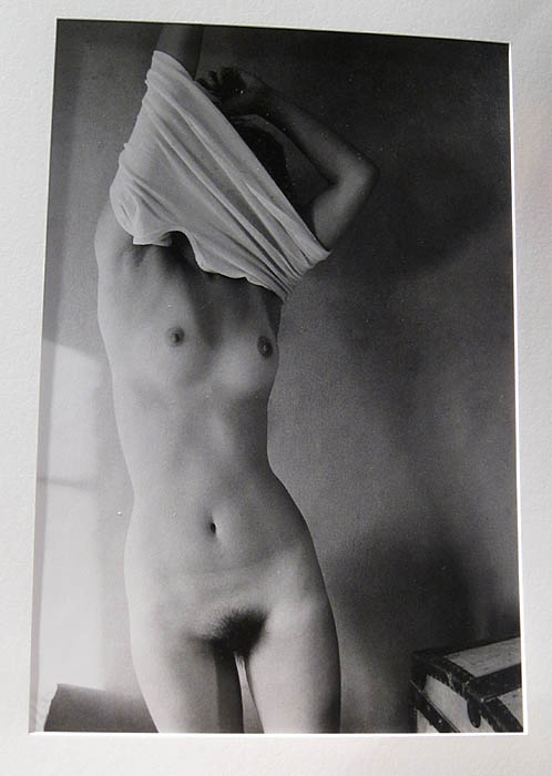 Untitled Nude by Edouard Boubat at Photographs Do Not Bend Gallery