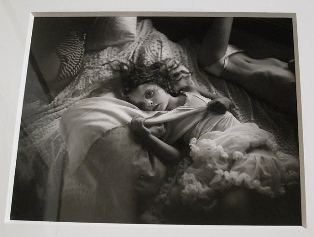 "Sally Mann's ""Naptime"" at Weston Gallery"