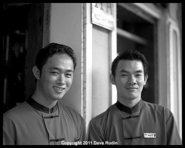 3156_03 - Two Young Men, Saigon