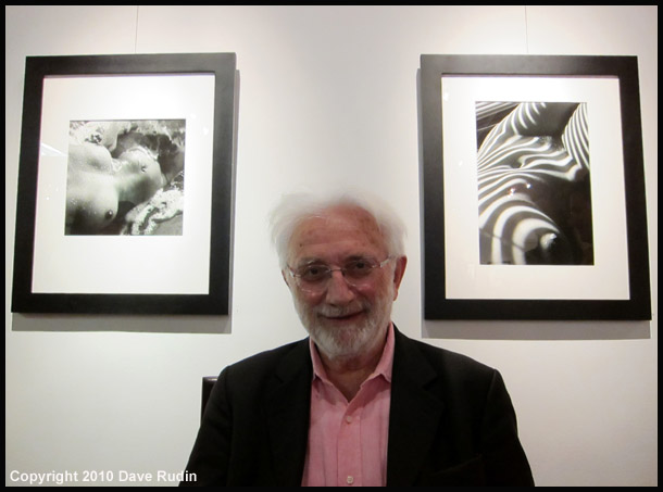 Lucien Clergue, May, 2010