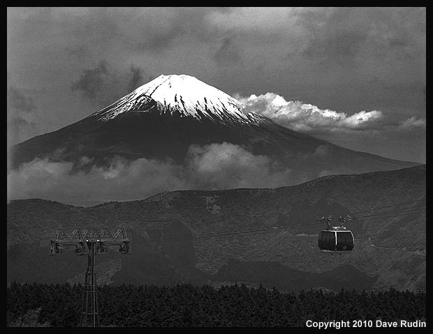 Mount Fuji, Japan, 2010