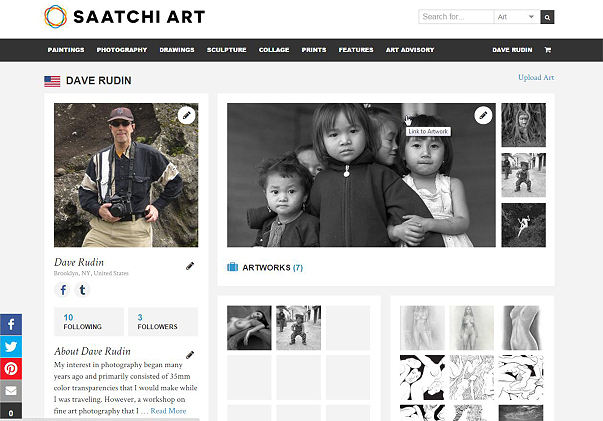 A_Saatchi Art webpage copy