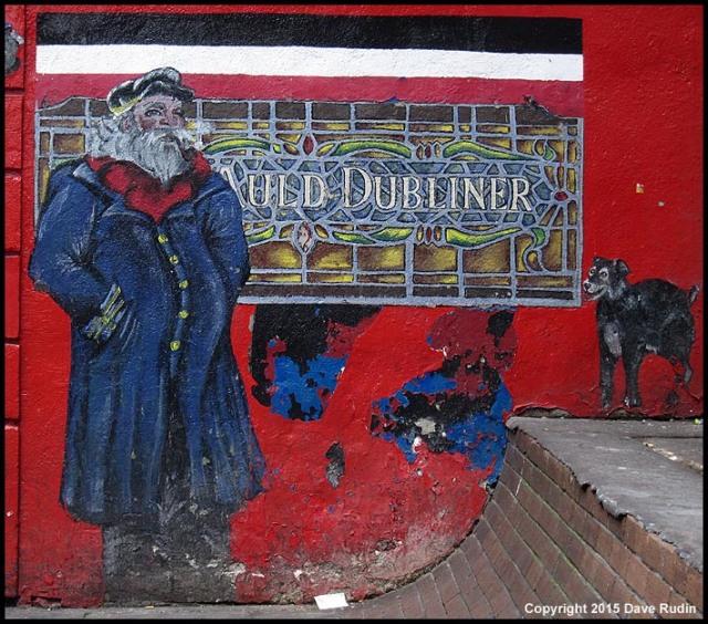 The Auld Dubliner, Dubin