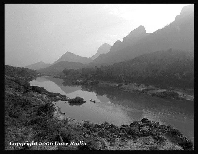 Nam Ou River, Laos, 2006