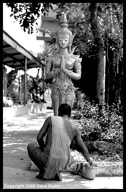 Wat Phra That Luang, Vientiane, Laos, 2008