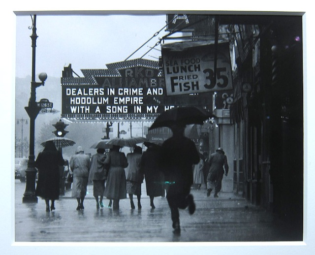 "Gordon Parks' ""Harlem Neighborhood, 1952"" at Howard Greenberg"