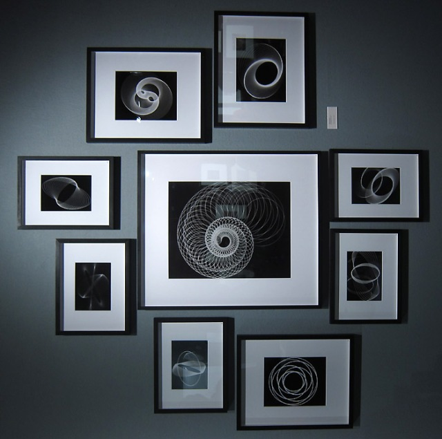 """Untitled (Oscillations)"" by Peter Keetman at Kicken Berlin"