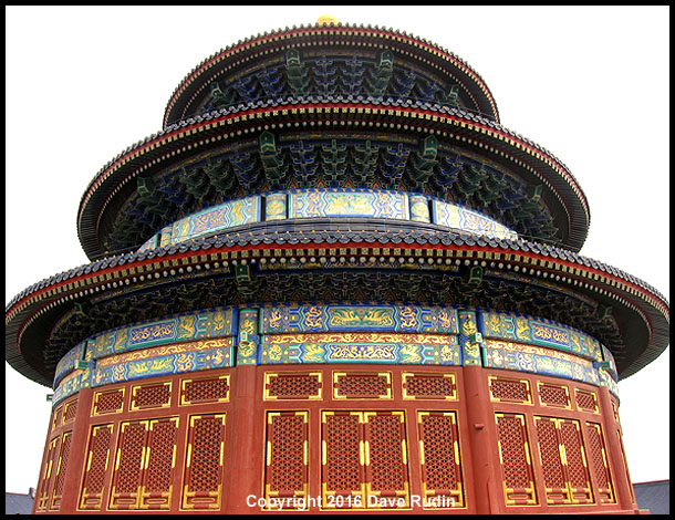 Temple of Heaven, Beijing, 2016