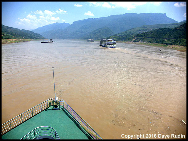 Yangtze River, 2016