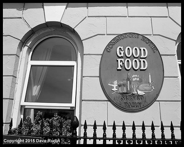 Good Food, Cobh, Ireland, 2015