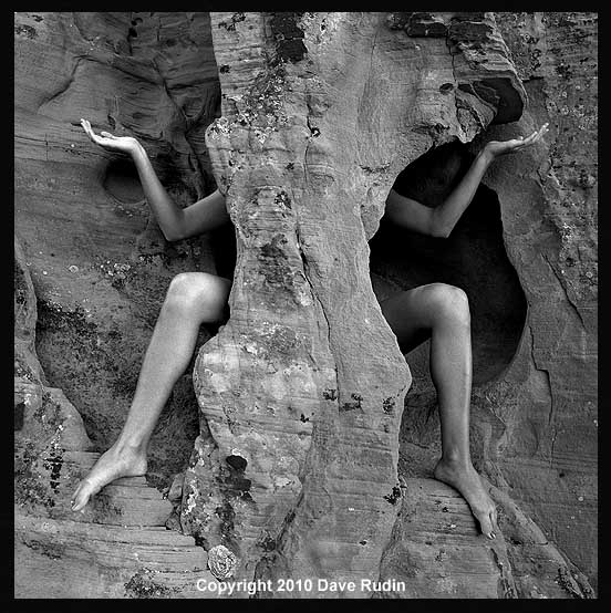 Nude, Nevada, 2010, #1